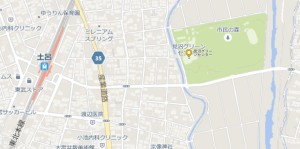 見沼グリーンセンター地図